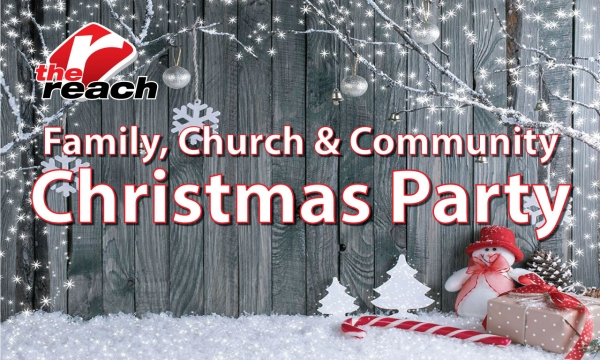 Family, Church & Community Christmas Party