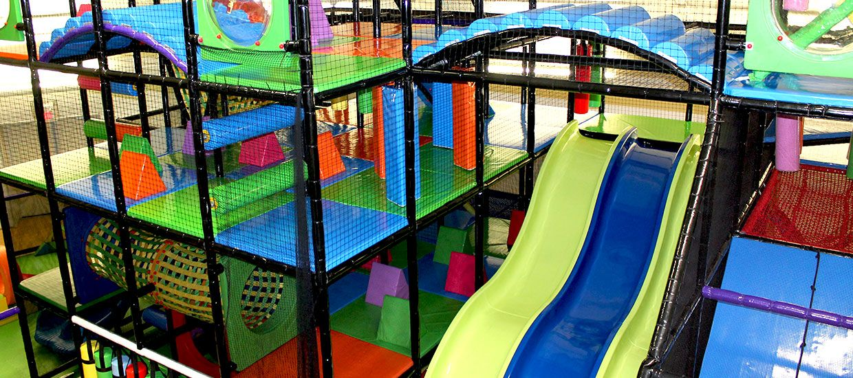 Check-out Our Play Centre